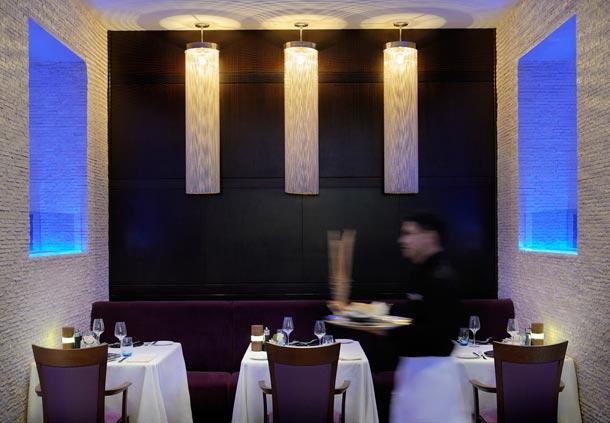 مطعم تيراس قريل بماريوت الرياض